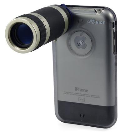 iPhone Telescope Lens