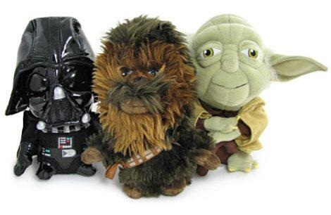 SD Star Wars Plush