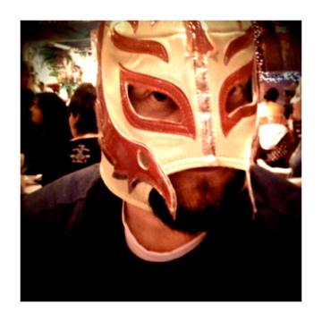 I should've worn the mask
