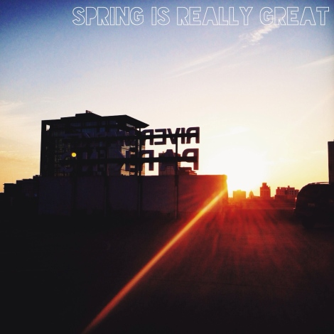 Spring Is Really Great Mixtape